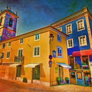 Sintra colours by terezadelpilar
