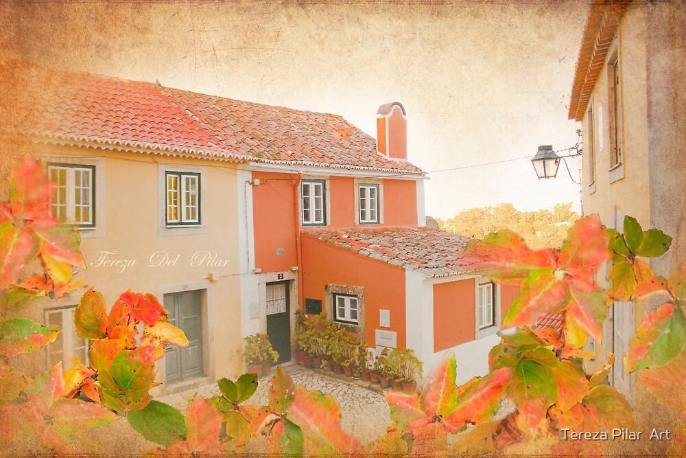 Sintra casa do terreirinho by terezadelpilar ~ art & architecture