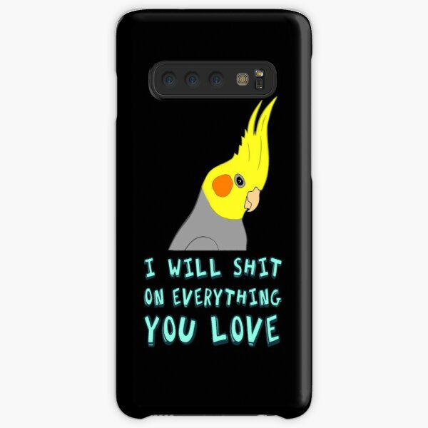I will shit on everything you like Samsung Galaxy Snap Case