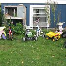 Children's Parking Lot by Tammy F