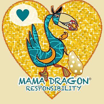 MAMA DRAGON - Verantwortung von Susantobiaart