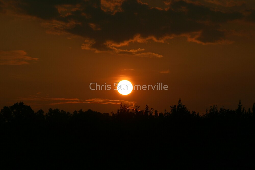 Burning by Chris Summerville