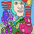 The Parade by Brett Gilbert