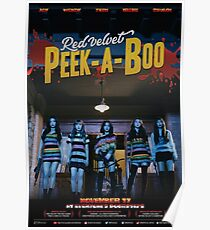 Red Velvet Comeback Poster