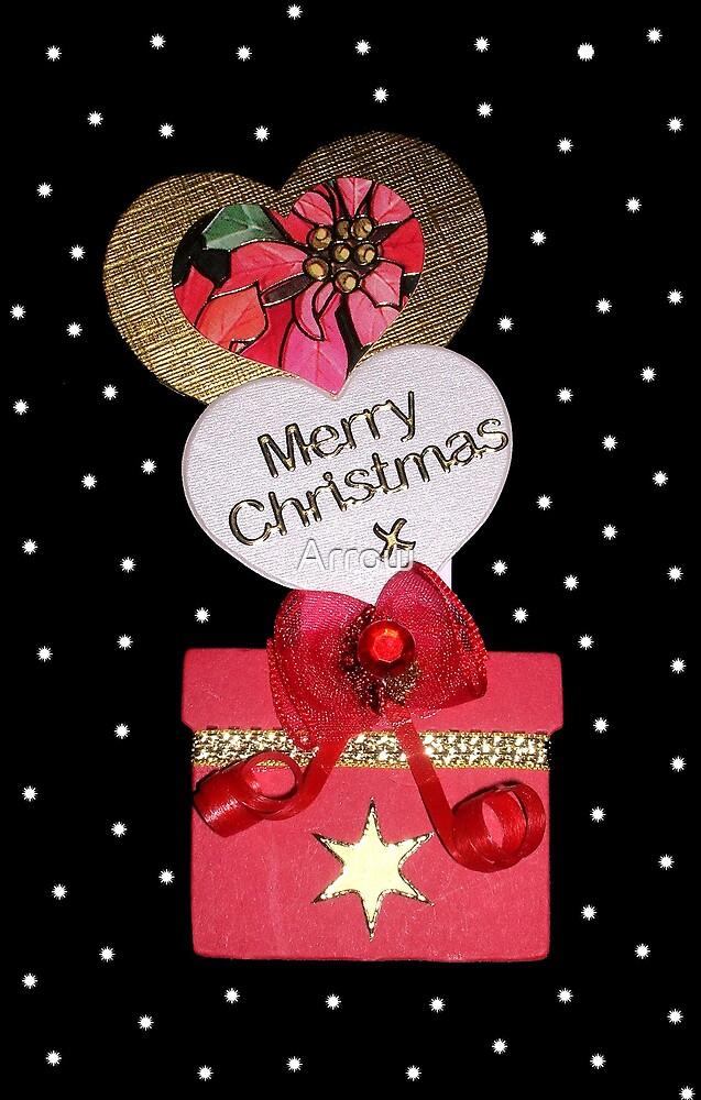 CHRISTMAS CARD # 3 by Arrow