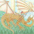 Dragon Rider by steven mccorkle