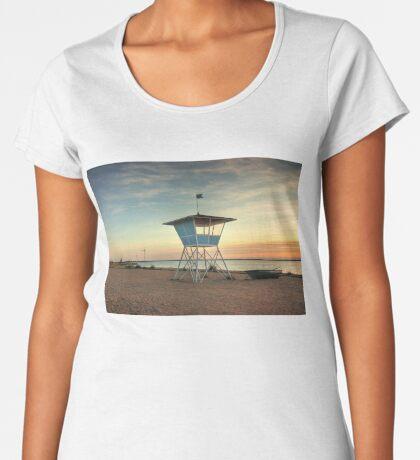 Finnish baywatch Women's Premium T-Shirt