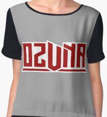 Ozuna - Logo Women's Chiffon Top