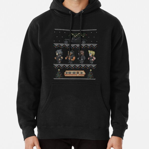 Chocobro Christmas Vacation Pullover Hoodie