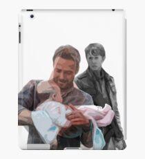 Walking Dead Aaron and Eric iPad Case/Skin