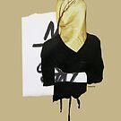 Gold shoulder by Steve Leadbeater