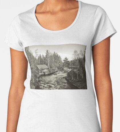 Finland Women's Premium T-Shirt