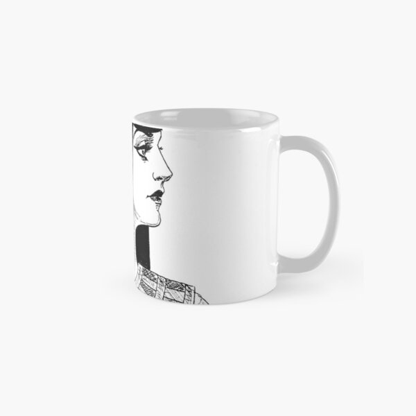 Maat and the Feather of Truth Classic Mug