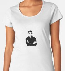 Shapiro For President Conservatives Women's Premium T-Shirt