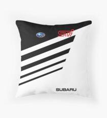STI Subaru Sport Kissen