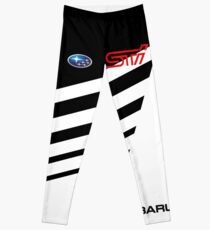 STI Subaru Sport Leggings