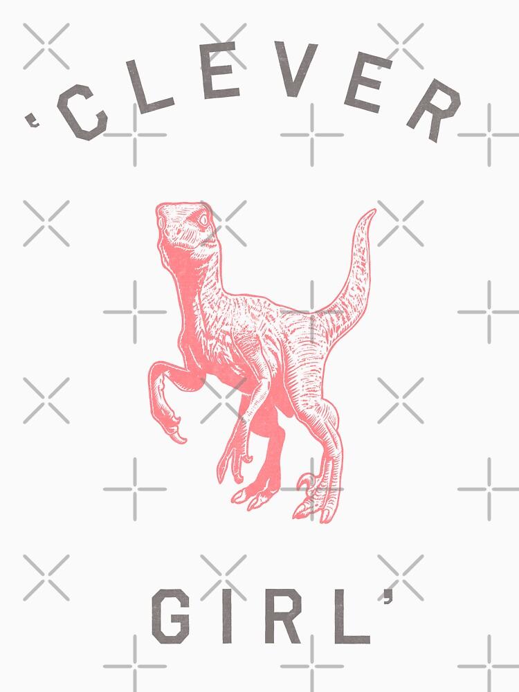 Clever Girl by florentbodart