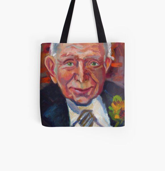 Dad as Father of the Bride  All Over Print Tote Bag