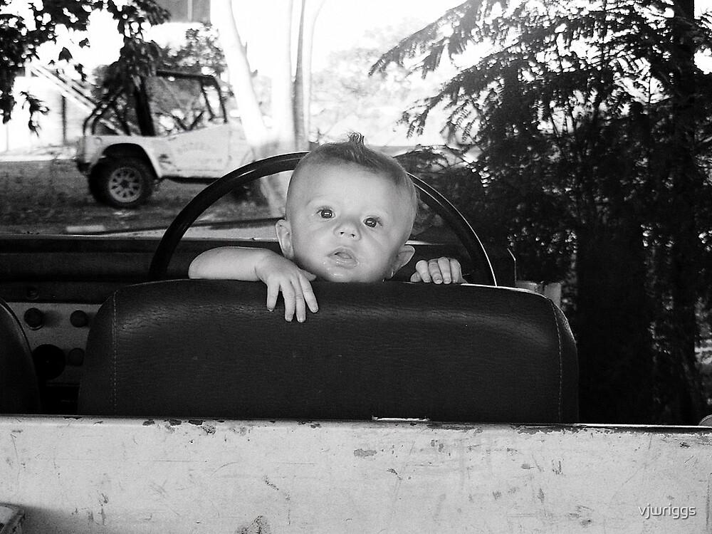 Baby Beau by vjwriggs