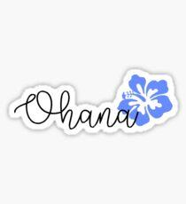 Pegatina Ohana