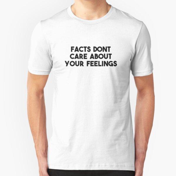 Shapiro For President Conservatives Slim Fit T-Shirt