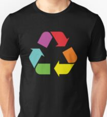 Eclectic Method Recycle Logo T-Shirt Unisex T-Shirt