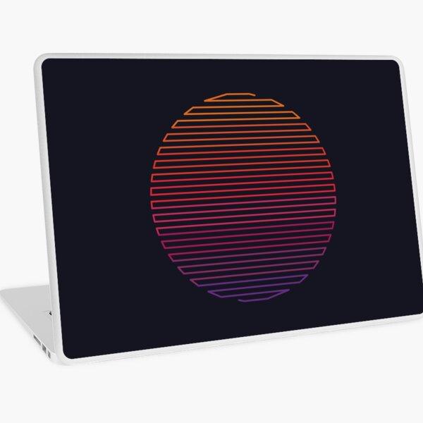 Linear Light Laptop Skin