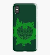 Cthulhu on the spot iPhone Case/Skin