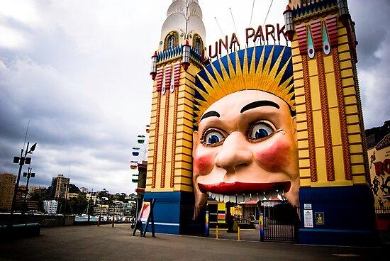 Luna Park by Brett Still