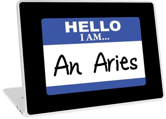 Hello I am an Aries by DarlaBuck