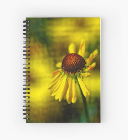 Standing to Attention Spiral Notebook