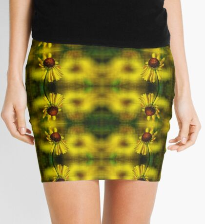 Standing to Attention Mini Skirt