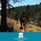 The Ministry Backpack 12 Month Trail View Calendar by MinistryBackpac