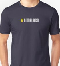 #timelord Unisex T-Shirt