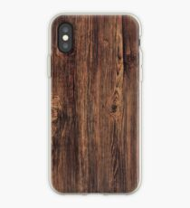 oak texture  iPhone Case