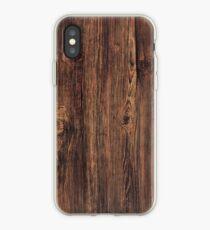 oak texture  iPhone Case