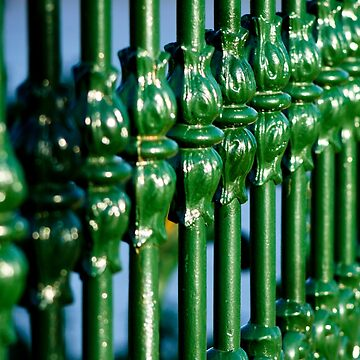 Green Gate by henzy