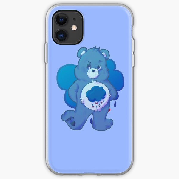 Grumpy Bear iPhone Soft Case