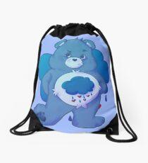 Grumpy Bear Drawstring Bag