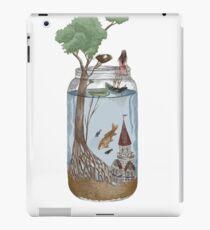 Jar illustration, fantasy illustration iPad Case/Skin