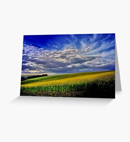 """""""Fruits of the Promise"""" Greeting Card"""