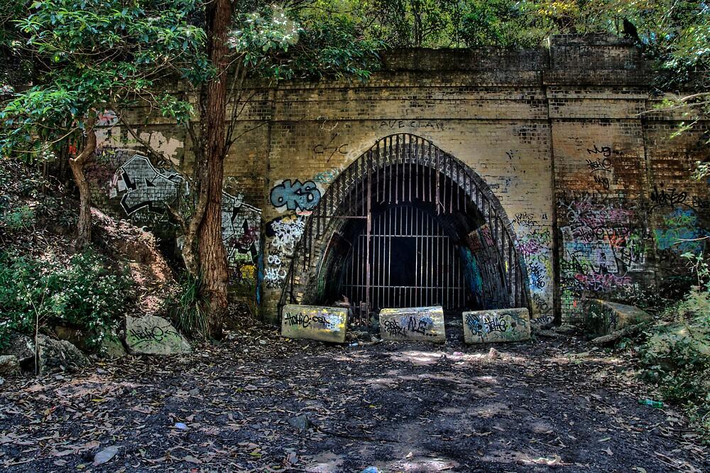the tunnel by sidewaysglance