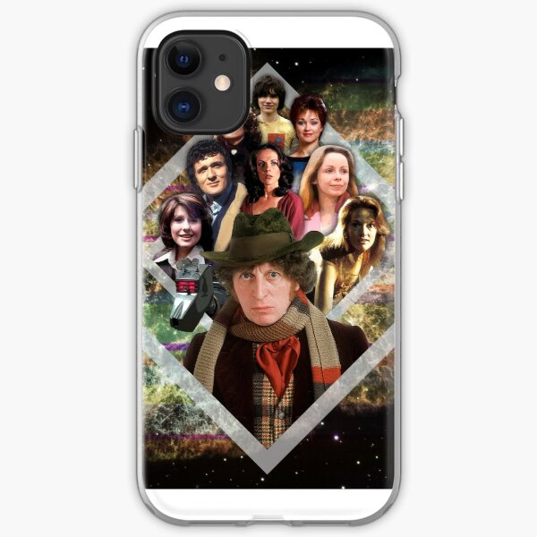 The Baker Years iPhone Soft Case