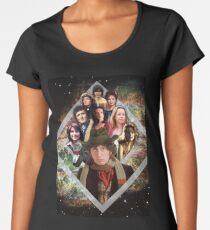 The Baker Years Women's Premium T-Shirt