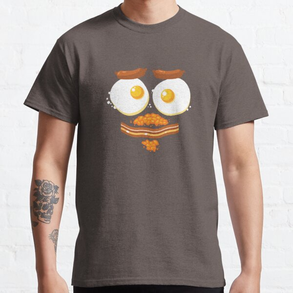 Breakfast Face Classic T-Shirt