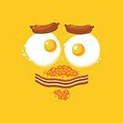 Breakfast Face by crispe
