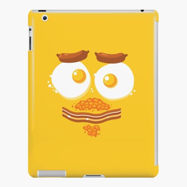 Breakfast Face iPad Snap Case