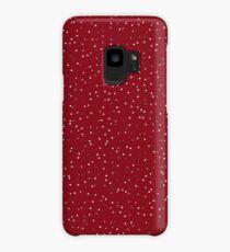 Holiday Dash Case/Skin for Samsung Galaxy