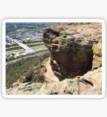 Castle Rock View Sticker