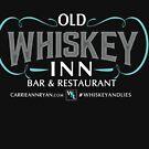 Whiskey and Lies...Old Whiskey Inn Bar and Restaurant (DARK) by carrieannryan